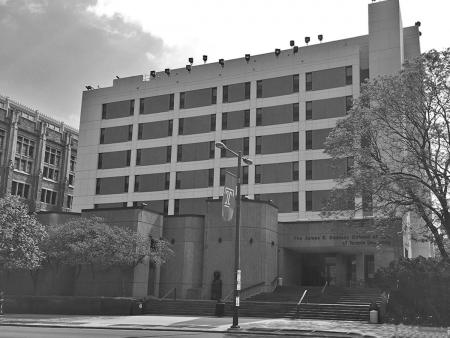 Klein Hall, Temple Law School
