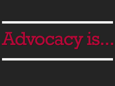 Temple Law School - Advocacy is...