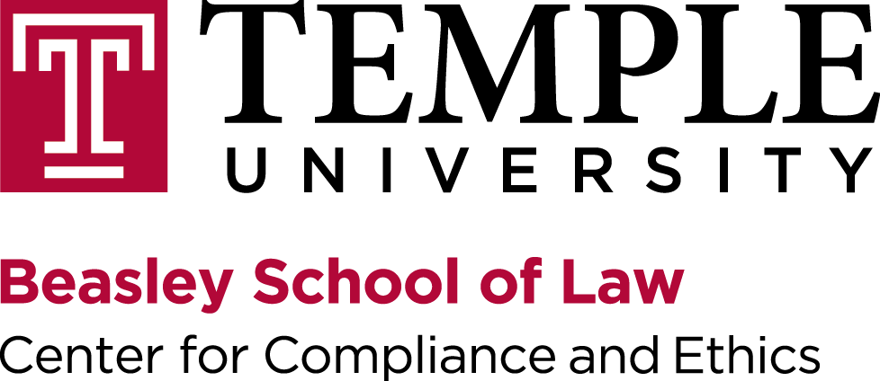 Temple Law | Center for Compliance and Ethics