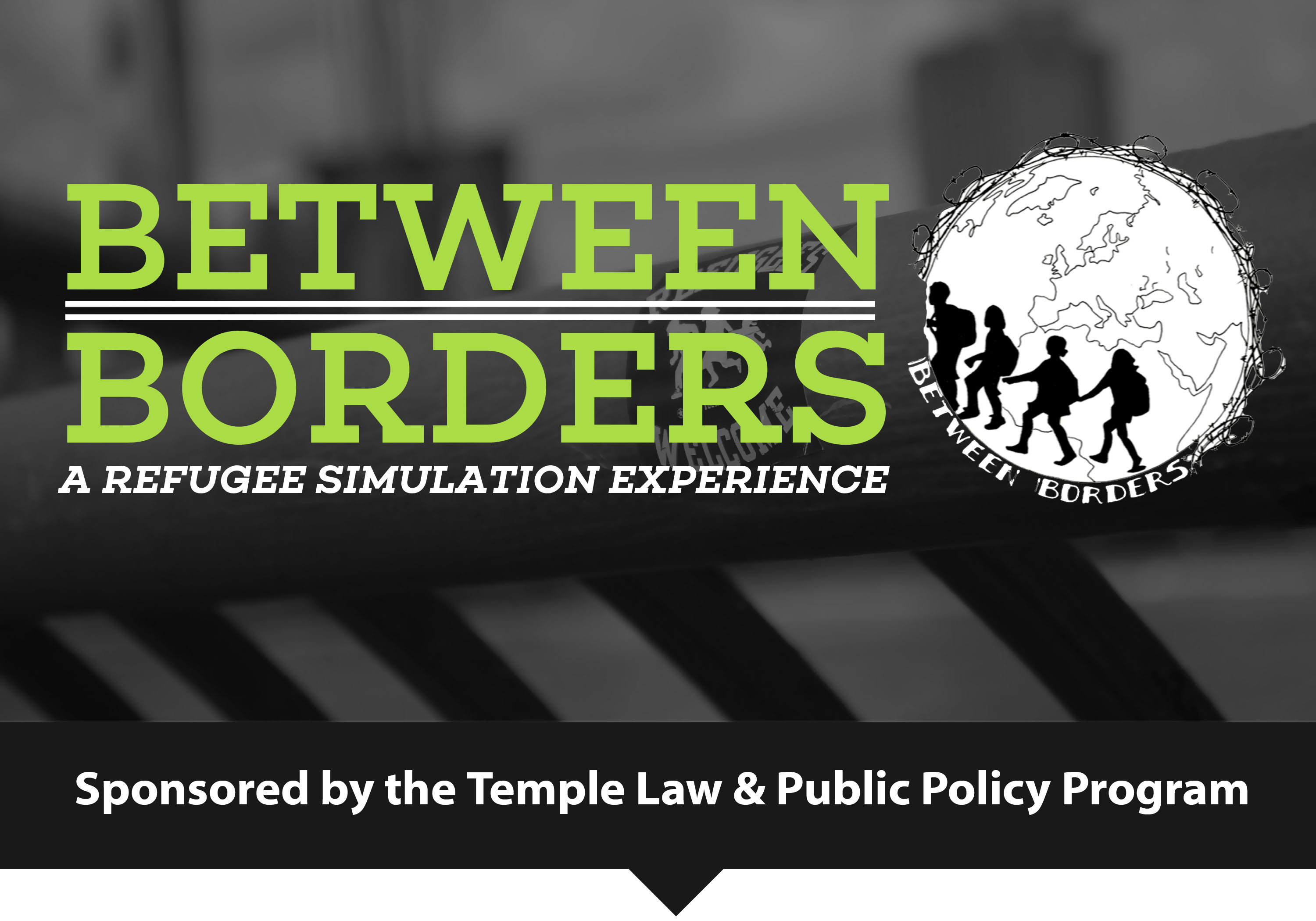 Between Borders: A Refugee Simulation Experience