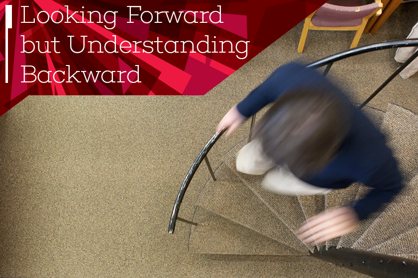 Living Forward but Understanding Backward: The Importance of Self