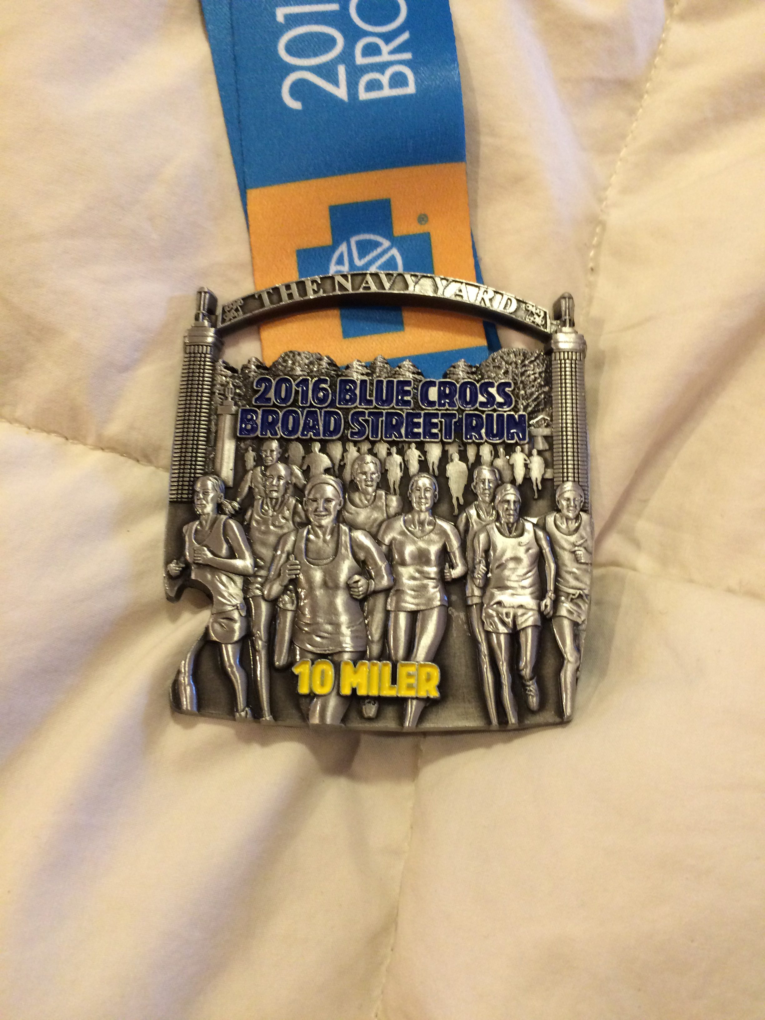 I Beat The Broad Street Run - Voices at Temple