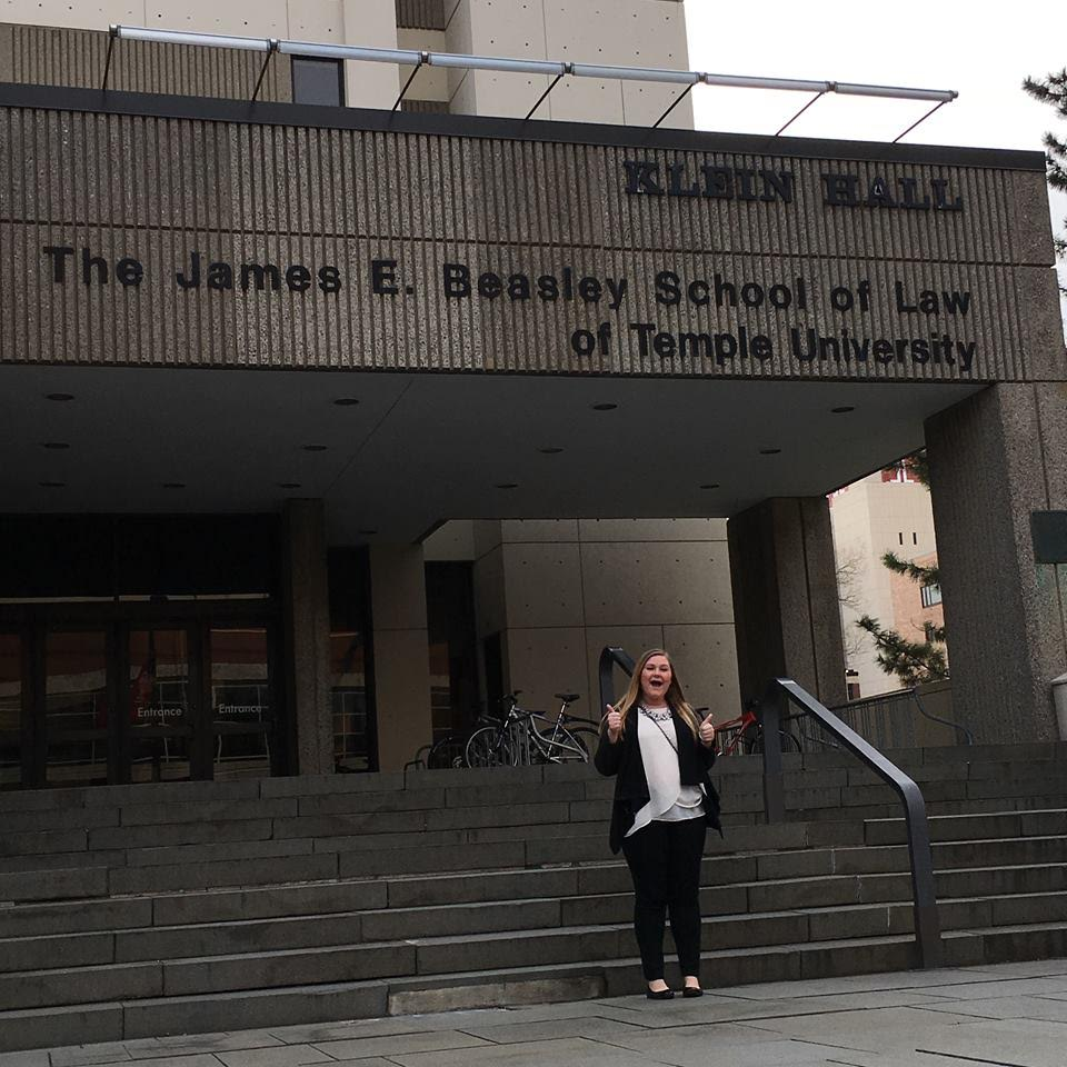 Temple Law School >> How Temple Law S Open House Became The First Day Of My Legal