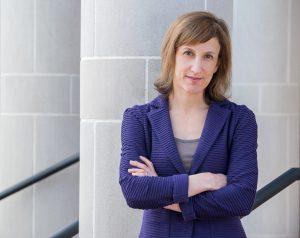 Photo of Professor Melissa Jacob